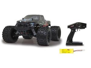 Jamara auto na daljinsko upravljanje Skull Monster Truck, 40x33x21cm, 1:10