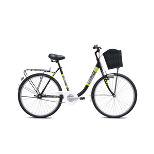 "ADRIA gradski bicikl 26"" Melody Black"