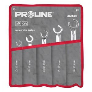 PROLINE garnitura ključeva za kočnice 10-19mm 5 kom - 36445