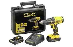 STANLEY FATMAX akumulatorska udarna bušilica 18V 2x1,3Ah - FMC626C2K
