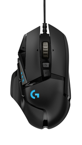 Logitech G502 HERO, gaming miš, 16 000 DPI, 910-005470