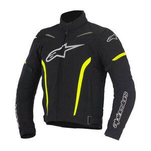 Jakna Alpinestras Rox textil crna fluo XL