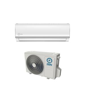 Qzen klima Start Inverter Plus ZE-09WSE/ZE-09OSE 2.6 kW