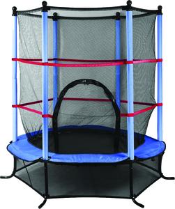 LEGONI trampolin FUN sa zaštitnom mrežom, 140cm