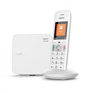 GIGASET E370 fiksni telefon, bijeli