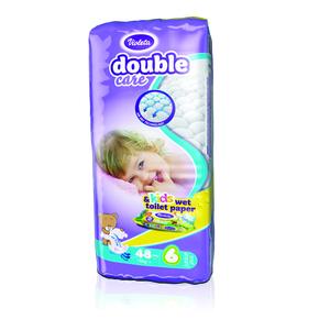 Violeta pelene DC AIR DRY UNIOR PLUS-6 jumbo (16+ kg., 48 kom)-gratis vl.toal.papir