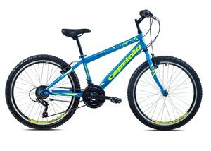 CAPRIOLO dječji bicikl RAPID 240 24'/18HT blue