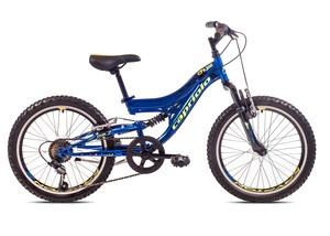 CAPRIOLO dječji bicikl CTX200 20' plavo/žuti