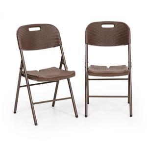 BLUMFELDT Burgos Seat sklopiva stolica, set 2 komada