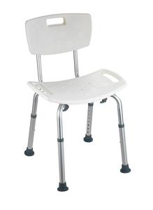 Wenko kupaonska stolica sa naslonom