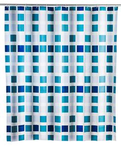 Wenko Mozaik Peva tuš zavjesa 180 x 200 cm