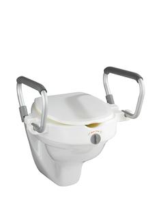 Wenko Secura WC sjedalo sa rukohvatom