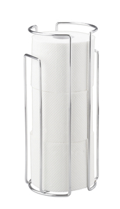 Wenko zidni držač toalet papira - 3 role