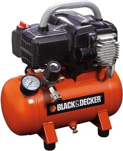 BLACK & DECKER prijenosni kompresor BD195/6-NK BXCM0051E - 8 bara