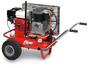 AGRI motorni kompresor za zrak 515/24 max 10 bara - HONDA motor