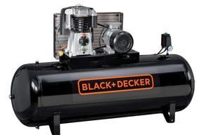 BLACK & DECKER uljni kompresor za zrak BD580/500-5,5T BXCM0151E - 10 bara