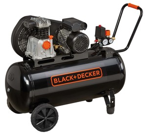BLACK & DECKER uljni kompresor za zrak BD320/50-3M BXCM0111E - 10 bara