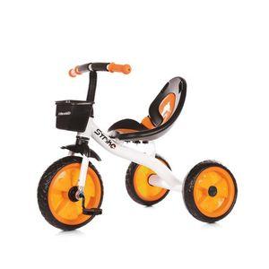 Chipolino tricikl Strike - orange