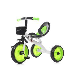 Chipolino tricikl Strike - green