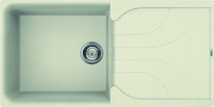 Elleci Ego 480 Bianco Antico sudoper