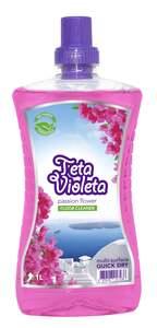 Teta Violeta sredstvo za podove Passion Flower 1l