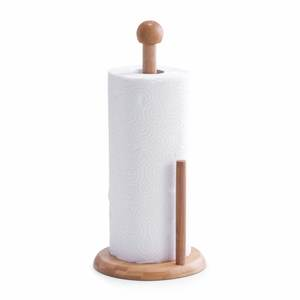 ZELLER stalak za kuhinjsku rolu, bambus 25272