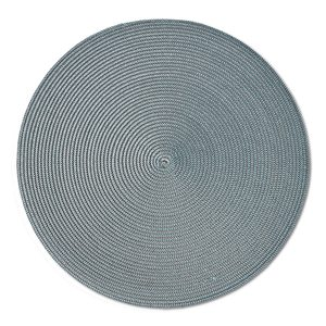 """ZELLER podloga, """"Twist"""", mint, Ø38 cm 27043"""