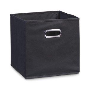 ZELLER kutija za odlaganje, crna, 28x28x28 cm 14133