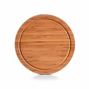 ZELLER daska za rezanje, bambus 25261