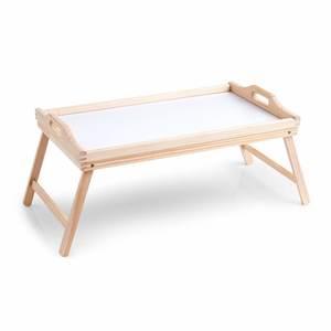 ZELLER pladanj za krevet, bor, 50x30x24,5 cm 24038