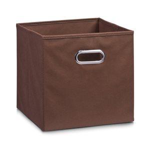 ZELLER kutija za odlaganje, smeđa, 28x28x28 cm 14132