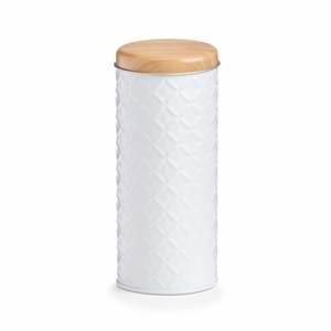"""ZELLER kutija """"Scandi"""", bijela, metalna, 7,5x18 cm 19337"""