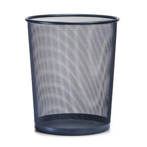 ZELLER koš za smeće mesh antracit 17741