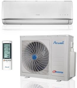 AIRWELL klima uređaj 3.6kW grijanje/hlađenje JAMSTVO 7 godina