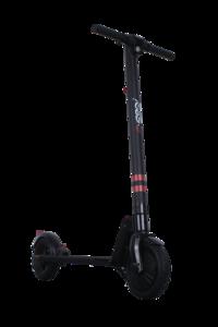 E-GONI elektični romobil S12, crni