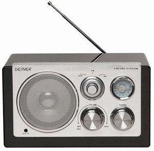 DENVER AM/FM radio TR-61 CRNI