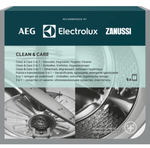 Electrolux sredstvo za uklanjanje kamenca i odmašćivač za perilice rublja i posuđa M3GCP400M