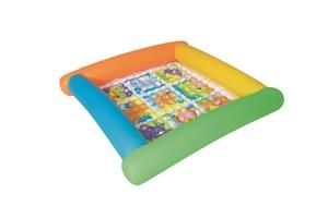 BESTWAY dječji bazen na napuhavanje -132x132x23 cm