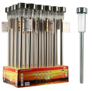 Rox vrtna solarna lampa, 60 cm - 1 kom