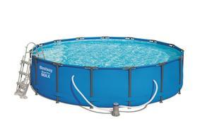 BESTWAY montažni bazen s filtar pumpom (457 x 107 cm)