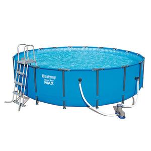BESTWAY montažni bazen s filter pumpom i ljestvama - 549 x 122 cm