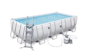 BESTWAY montažni bazen s pješćanom filtar pumpom (549 x 274 x 122 cm)