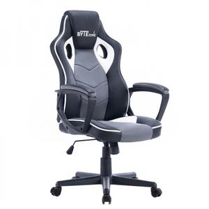 ByteZone Racer gaming stolica, crno/siva