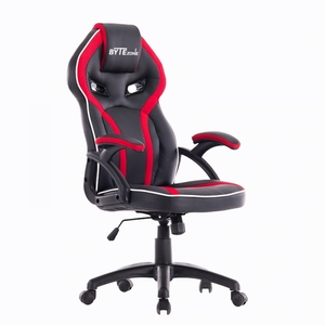 ByteZone Fire gaming stolica, crno/crvena