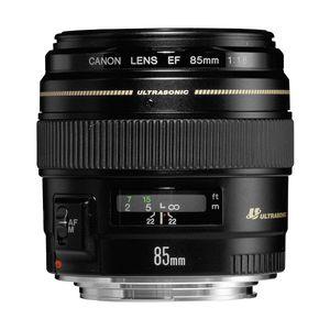 Canon Objektiv EF 85mm f/1:1,8 USM