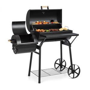 Klarstein Beef Brisket roštilj na ugljen s kutijom za dim