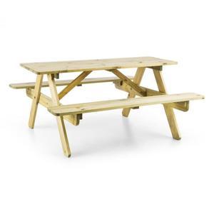 Blumfeldt Picknickerchen dječji stol za piknik