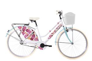 """ADRIA gradski bicikl JASMIN 28""""HT bijela 18"""""""
