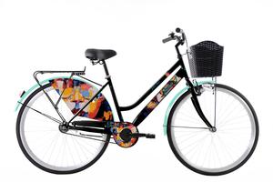 """ADRIA gradski bicikl JASMIN 28""""HT crna 18"""""""