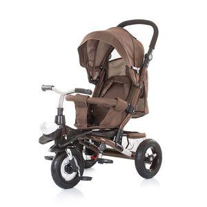 Chipolino tricikl Polar - Brown